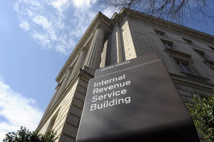 IRS Data Collection