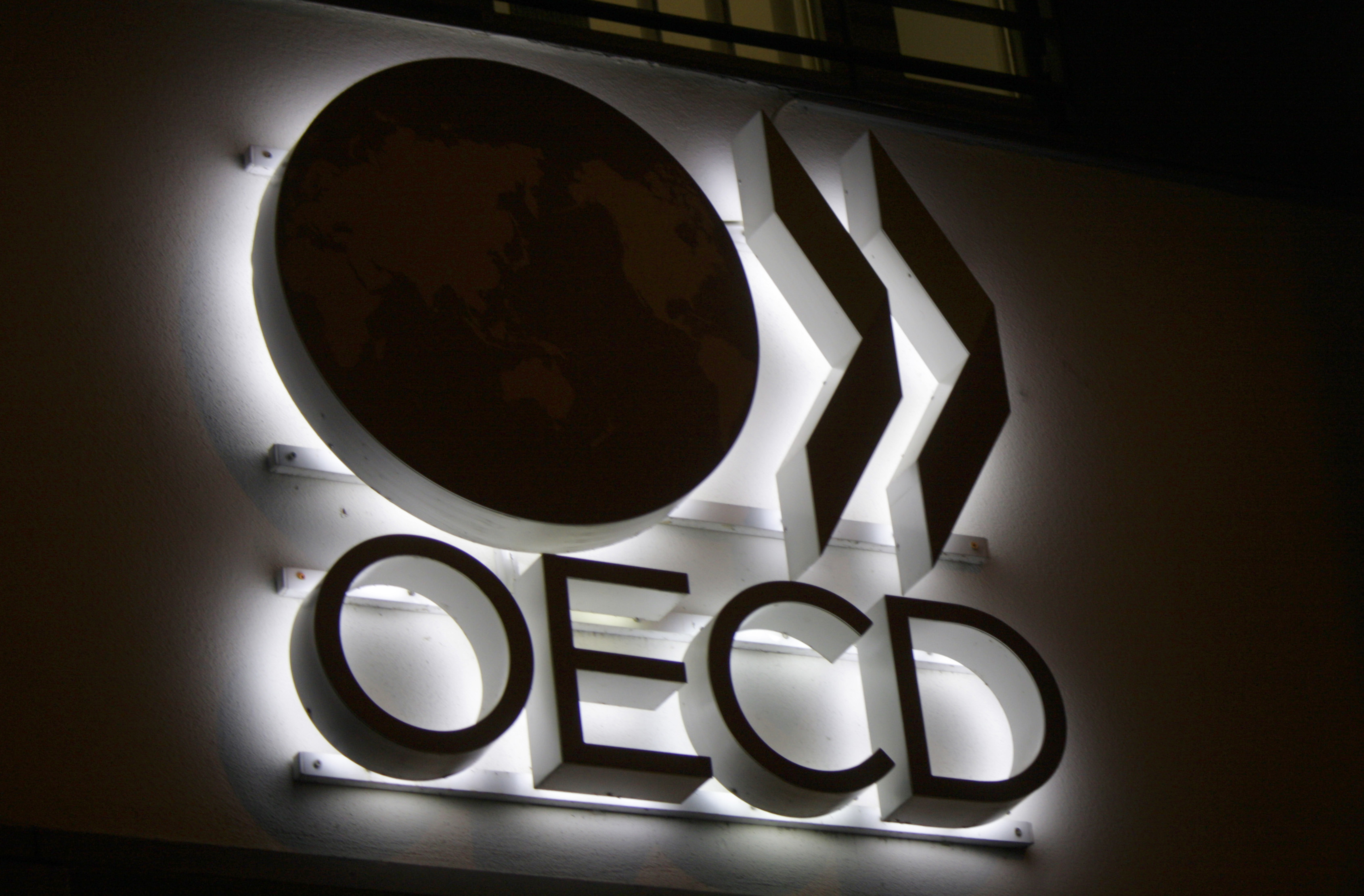 OECD tax exchange