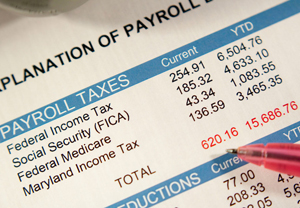 stop paying payroll tax